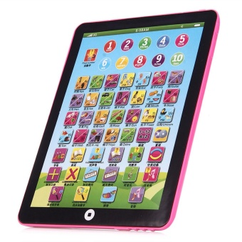 Kids Children English Learning Pad Toy Educational Computer Tablet- intl Price Philippines