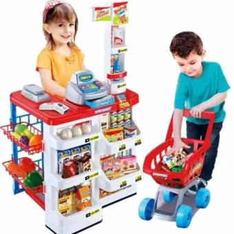 Kids Home Supermarket Play Set