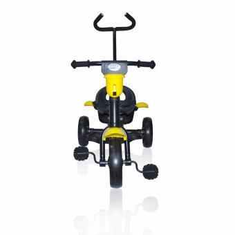 Kidsplay Kid's Bike with handle Yellow - 5