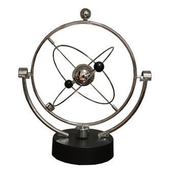 Kinetic Orbital Desk Table Office Decoration DIY Celestial NewtonPendulum Children Kid Toys Good Gift For Kids And Adults - intl