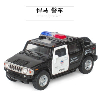 Kinsmart police car model