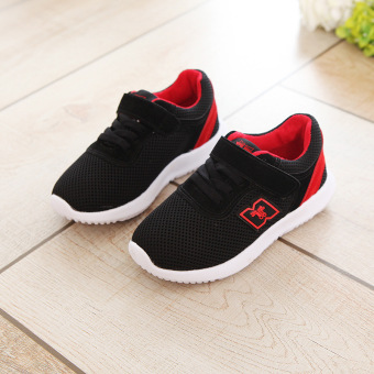 Korean-style autumn New style casual shoes children's sports shoes