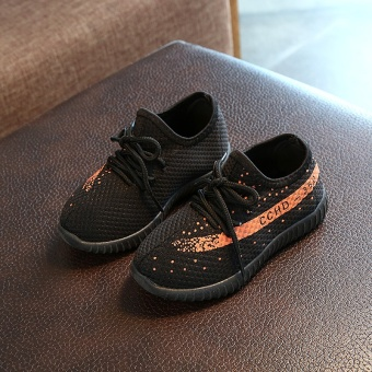 Korean-style breathable mesh children's I shoes for men and women children's shoes