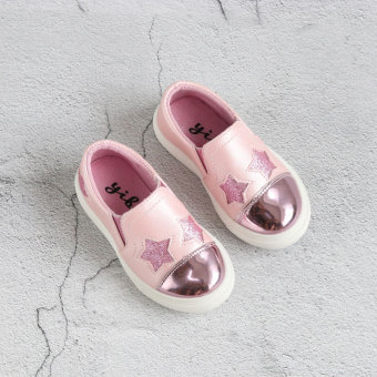 Korean-style children a pedal student casual shoes children's shoes