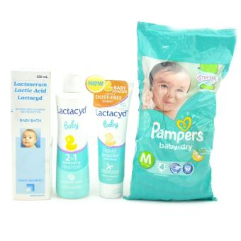 LACTACYD Baby Bath Bundle Collection Price Philippines