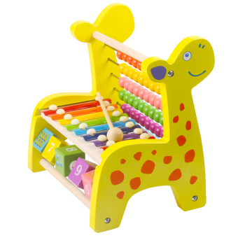 Large multi-functional in around the bead knock piano