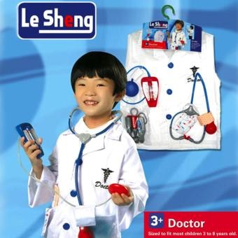 Le Sheng Dress Up Doctor Costume