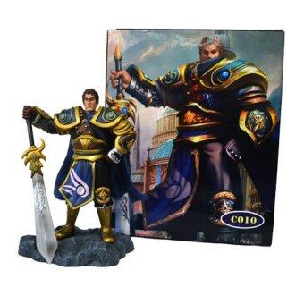 League of Legends Hero Garen Model Toy