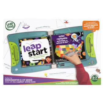 Leap Frog Leap Start Activity Book Reading System