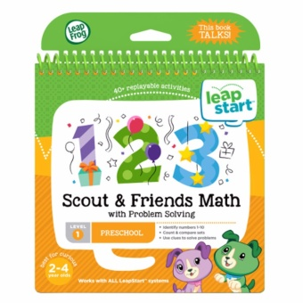Leap Frog Leap Start Scout & Friends Math With Problem Solving Price Philippines