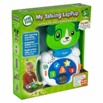 Leap Frog My Talking Lappup Scout (Green) Price Philippines