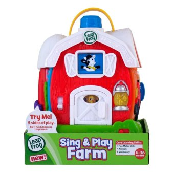 Leap Frog Sing and Play Farm Price Philippines