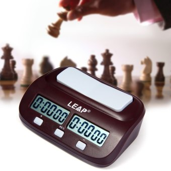 LEAP PQ9907 Digital Chess Clock I-go Count Up Down Timer - intl Price Philippines