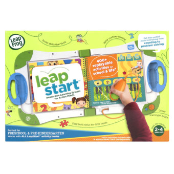 Leapfrog LeapStart Jr. Activity Book Reading System Price Philippines