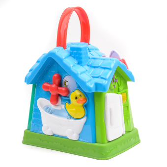 LeapFrog My Discovery House - 2