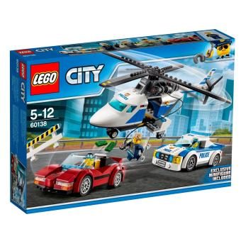 LEGO City High-speed Chase Price Philippines