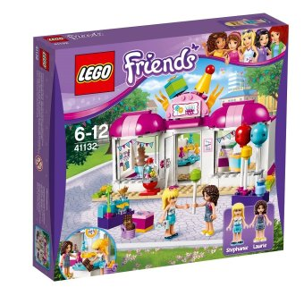 LEGO Friends Heartlake Party Shop
