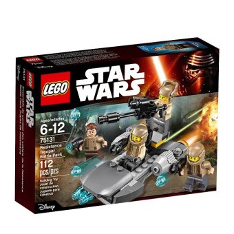 LEGO Star Wars Resistance Trooper Battle Pack