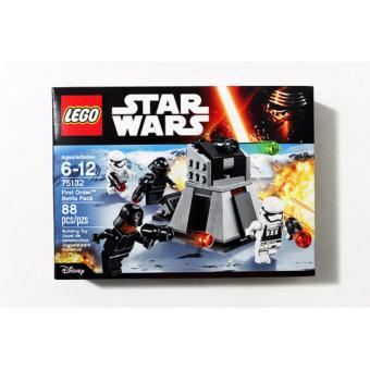 Lego Starwars 6-12 First Order Battle Pack 75132 - 2