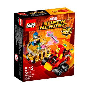 LEGO Super Heroes Mighty Micros: Iron Man vs. Thanos Price Philippines
