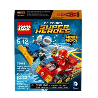 LEGO Super Heroes Mighty Micros: The Flash(TM) vs. Captain Cold Price Philippines