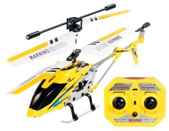 Lian Sheng LS-222 Mini 3.5CH Infrared RC Helicopter Built-inGyroscope
