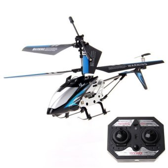Lian Sheng LS-222 Mini 3.5CH IR Remote Control Helicopter withBuilt-in Gyroscope (Black)
