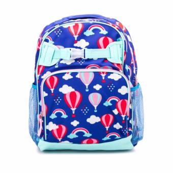 Lily and Tucker Girl's Rainbow Medium Backpack