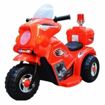 LL999 Rechargeable Motor Bike (Red)