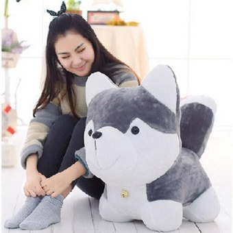 Lovely Huskie Dog Plush Stuffed Animals Doll Toys For Kids BirthdayGifts - intl Price Philippines