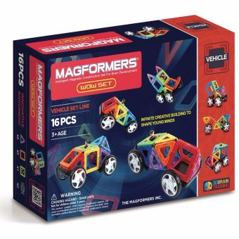 Magformers Wow Magnetic 3D DIY Building Blocks Set Price Philippines