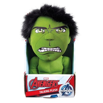 Marvel Talking Hulk Plush (Medium)