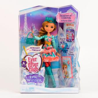 Mattel Ever After High Epic Winter Ashlynn Ella Doll