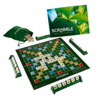 Mattel Games Original Scrabble