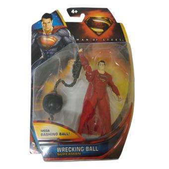 Mattel Super Man (Wrecking Ball)