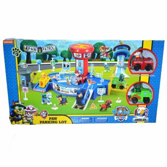 MC Paw Patrol Parking Lot Toy