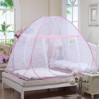 MG Mosquito Net King (Pink) Price Philippines