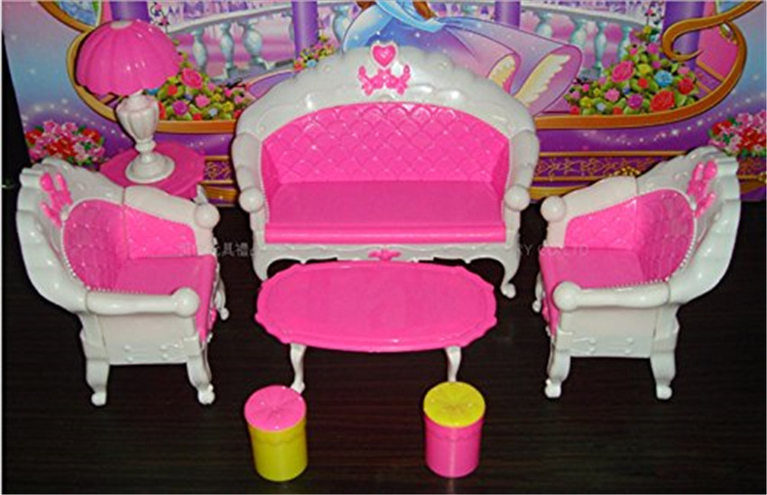 Philippines | Mini Dollhouse Furniture Living Room Set Table and ...