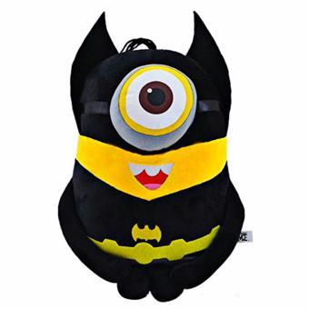 Minion Superhero Costume Cosplay Stuffed Toy 6 Piece Bundle (BatmanSuperman Spiderman Ironman Thor Captain America) - 3