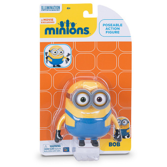 """Minions 4.5"""" Specialty Figure - Bob"""