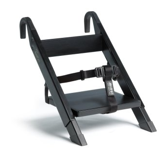 Minui HandySitt Seat with 3pt Harness (Black)