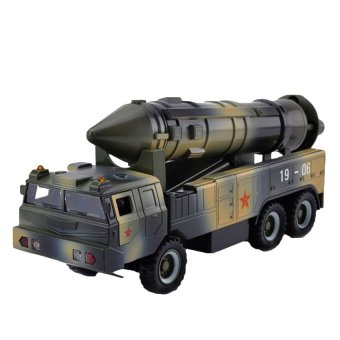 Missle Launch Vehicle 19-06 1:32 Scale Diecast Military Car Loose Price Philippines