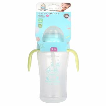 MMC Baby Drinking Bottle Children Training Transition Water CupsWith Handles 3715 - Blue