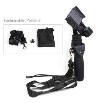 Mobile Handheld Gimbal Accessories Strap Neck For Fixing DJI OSMOMobile Gimbal - intl