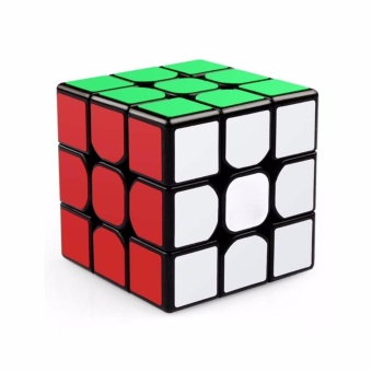 MoFang Jiaoshi Mini 3x3x3 5.0 cm Speed Rubik's Cube MF8820 Black