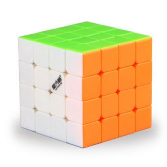 MoFangGe WUQUE 4x4 Speed Cube Magic Cube Puzzles Brain Teasers Stickerless - intl