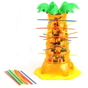 Monkeys falling Game Toy Fun Parent Child Game Toy - intl