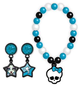 Monster High Bijou Icon Bracelet and Earrings Set Price Philippines