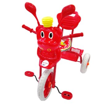 MoonBaby CB2091-S Tricycle (Red)