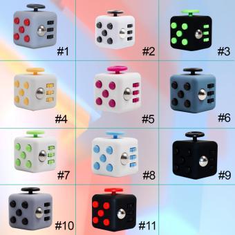 MorganStar #6 Fidget Cube with Protective Case - 2